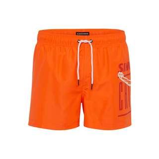 Chiemsee Badeshorts Badeshorts Herren Shock Orange