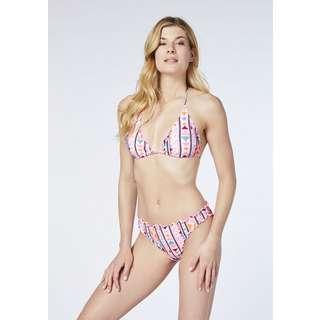 Chiemsee Bikini Bikini Set Damen Orng/L Blue AOP