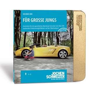 Jochen Schweizer Für Große Jungs Geschenkbox mehrfarbig