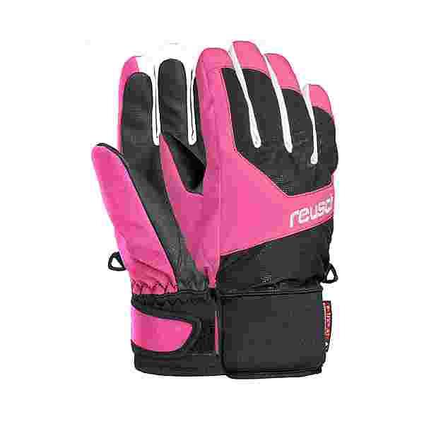 Reusch Torbenius R-TEX® XT Junior Skihandschuhe Kinder black/knockout pink