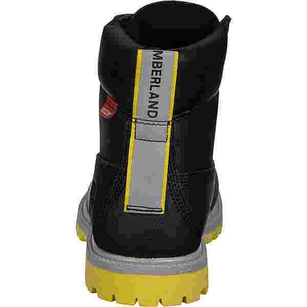 TIMBERLAND 6in Heritage Stiefel Kinder schwarz