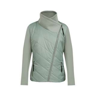 Finn Flare Steppjacke Damen grey-green