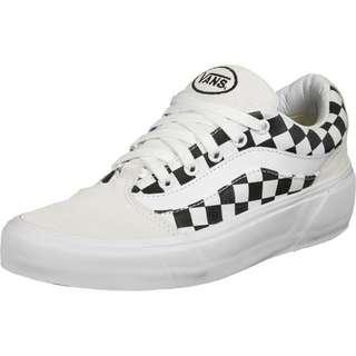 Vans UA Shape NI Sneaker weiß/schwarz/kariert