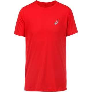 ASICS Silver Laufshirt Herren classic red