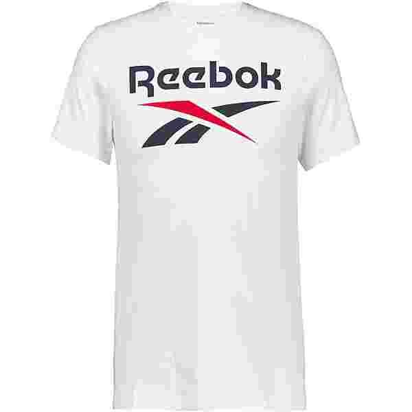 Reebok Identity Classic T-Shirt Herren white