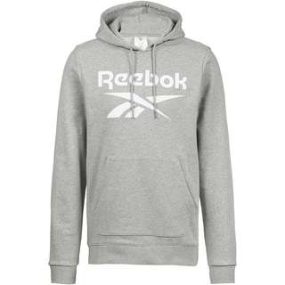 Reebok Hoodie Herren medium grey heather