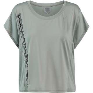 ASICS Funktionsshirt Damen slate grey-graphite grey