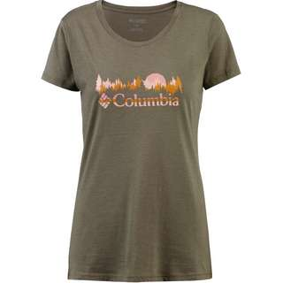 Columbia Daisy Days™ Funktionsshirt Damen stone green