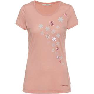 VAUDE Skomer Funktionsshirt Damen soft rose