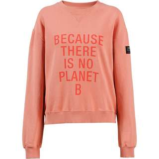 Ecoalf BECAUSE Sweatshirt Damen light terracotta