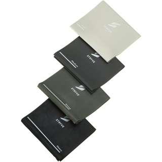 Stryve Gymnastikband schwarz-grau