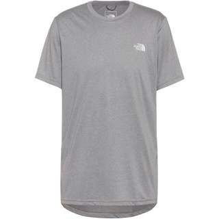 The North Face Reaxion Amp Crew Funktionsshirt Herren MID GREY HEATHER
