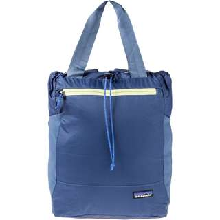 Patagonia Ultralight Black Hole Tote Pack Umhängetasche current blue