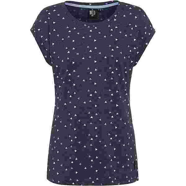 WLD Sea of Dreams III T-Shirt Damen navy melange