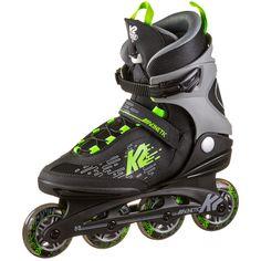 K2 KINETIC 80 PRO II Inline-Skates Herren brown-green