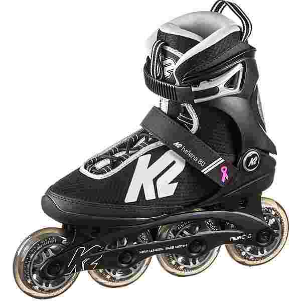 K2 HELENA 80 W Inline-Skates Damen black-white-grey
