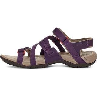 Teva ASCONA SPORT WEB Sandalen Damen purple pennant