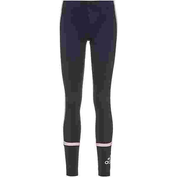 adidas SPORT ESSENTIALS Leggings Damen legend ink-clear pink