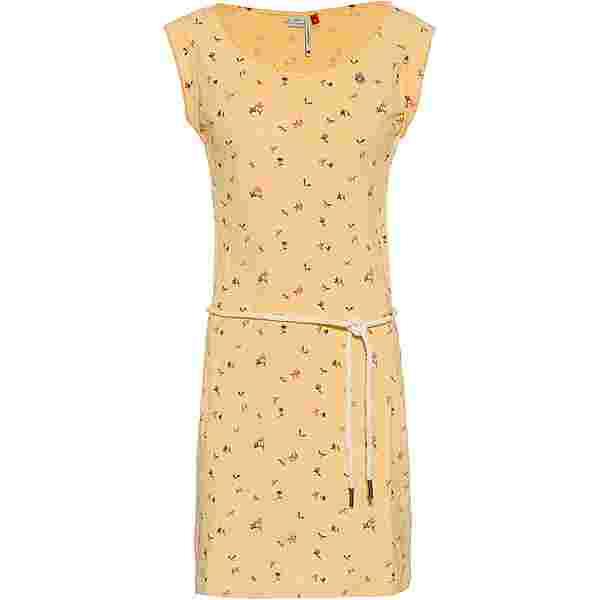 Ragwear Tamy Jerseykleid Damen yellow