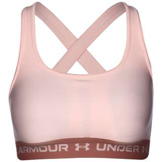Under Armour Crossback Mid BH Damen pink