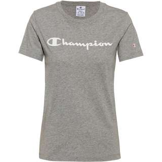 CHAMPION T-Shirt Damen greymelange