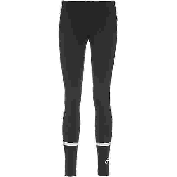 adidas SPORT ESSENTIALS Leggings Damen black-white