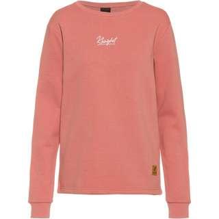 Kleinigkeit Writing Sweatshirt Damen ash rose