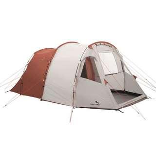 easy camp Huntsville 500 Familienzelt grey