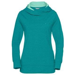 VAUDE Women's Tuenno Pullover Sweatshirt Damen riviera
