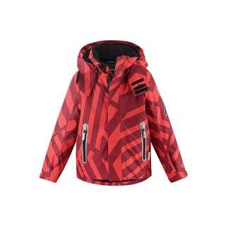 reima Regor Skijacke Kinder Lingonberry red