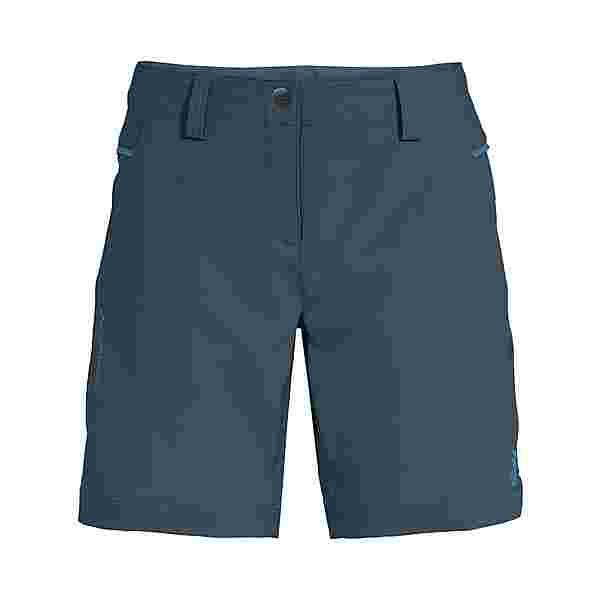 VAUDE Women's Skomer Shorts III Trekkinghose Damen steelblue
