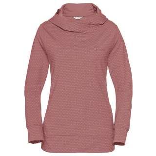 VAUDE Women's Tuenno Pullover Sweatshirt Damen dusty rose