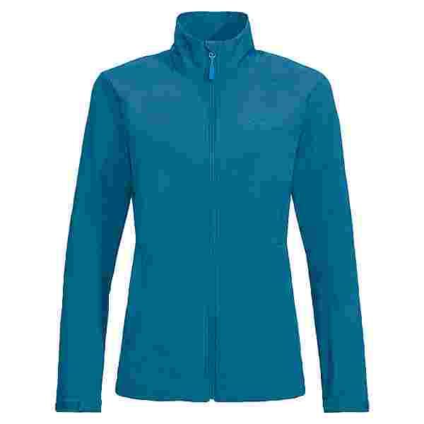 VAUDE Women's Hurricane Jacket IV Outdoorjacke Damen kingfisher uni