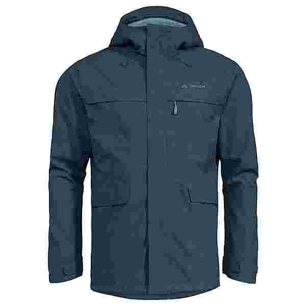 VAUDE Men's Rosemoor Jacket Outdoorjacke Herren steelblue