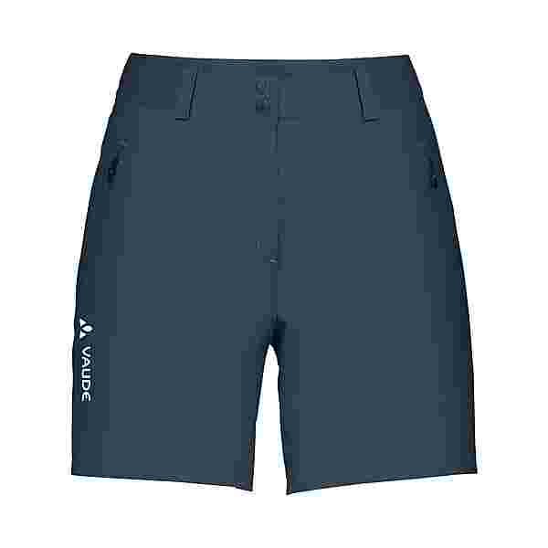 VAUDE Women's Scopi LW Shorts II Trekkinghose Damen steelblue