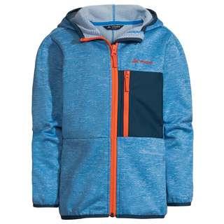 VAUDE Kids Kikimora Jacket Fleecejacke Kinder radiate blue