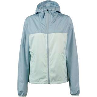 The North Face Cyclone Windbreaker Damen TOURMALINE BLUE/MISTYJADE