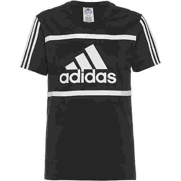 adidas SPORT ESSENTIALS T-Shirt Damen black-white