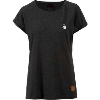 Kleinigkeit Keine Probleme T-Shirt Damen dark grey