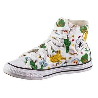 CONVERSE CHUCK TAYLOR ALL STAR Sneaker Kinder white/multi/black