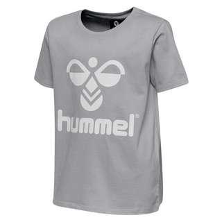 hummel T-Shirt Kinder GREY MELANGE
