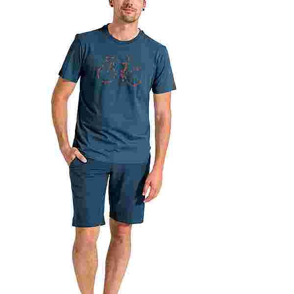 VAUDE Men's Cyclist T-Shirt V T-Shirt Herren bluegrey
