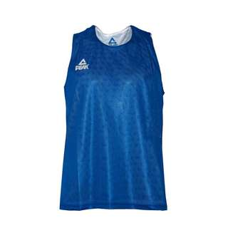 Peak IOWA Basketballtrikot Blau Weiß