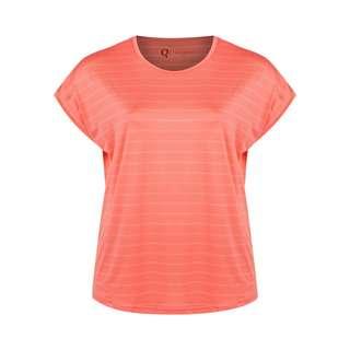 Q by Endurance MINSTA ACTIV Printshirt Damen 4144 Shell Pink