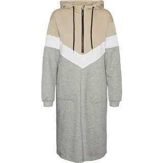 Noisy May NMMELINA Kleid Damen grau/meliert