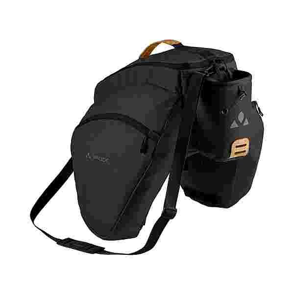 VAUDE eSilkroad Plus Fahrradtasche black