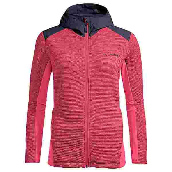 VAUDE Women's Croz Fleece Jacket II Outdoorjacke Damen bright pink