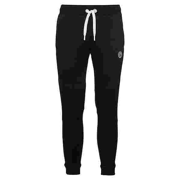 BIDI BADU Basil Basic Cuffed Pants Sweathose Kinder schwarz
