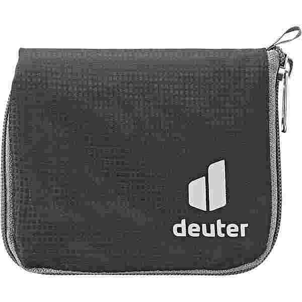 Deuter Zip Wallet RFID BLOCK Geldbeutel black