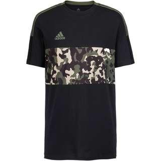 adidas Tiro T-Shirt Herren black-multicolor